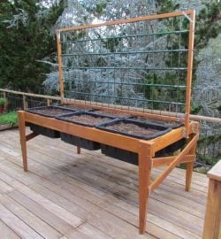 4x8 Raised Garden Bed Plans