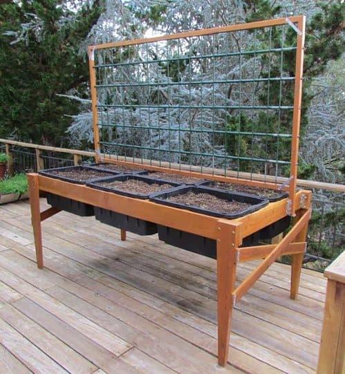 4x8 Raised Garden Bed Plans