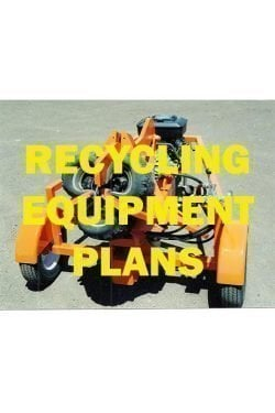 Recycling Equipment Plans