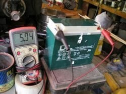 Rejuvenating Lead Acid Batteries
