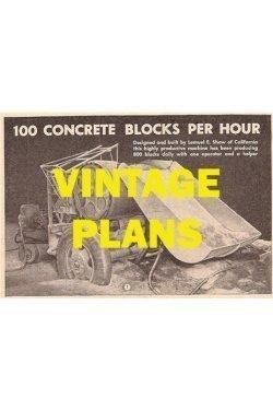 Vintage Plans