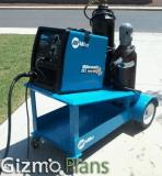 welding cart plans