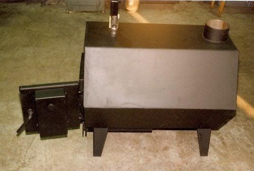 wood boiler plans
