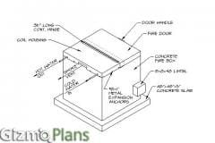 wood fired spa heater plans