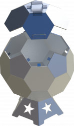 360 Blank Dome For Editing 06 Transparent Cropped