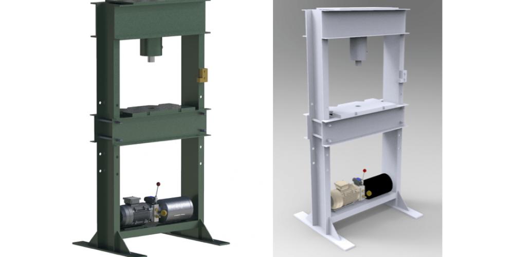 best hydraulic shop press
