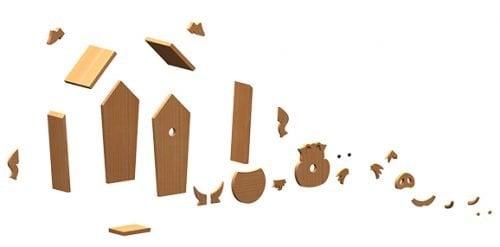 pig birdhouse plan decomposition
