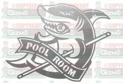 Pool Room DXF Plasma File