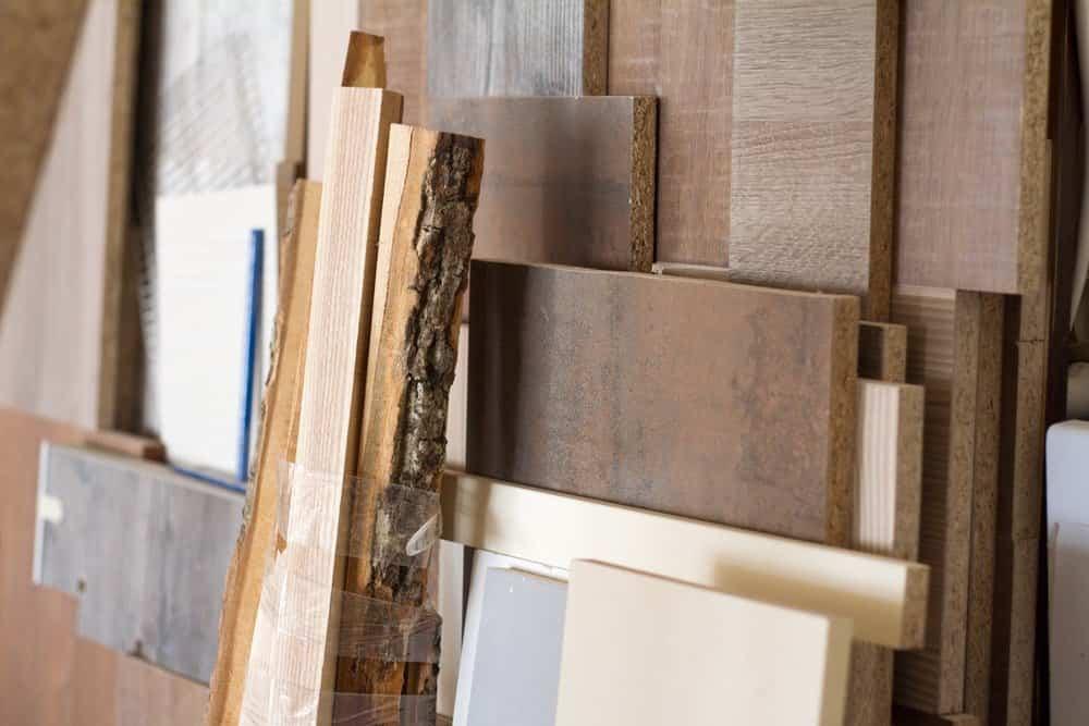 reclaimed vs new wood